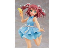 日版  With Fans! 黑澤露比 Blu-ray封面Ver. [Exclusive Sale] Love Live! Sunshine!! Ruby Kurosawa Blu-ray Jacket Ver. 1/7 PVC Figure