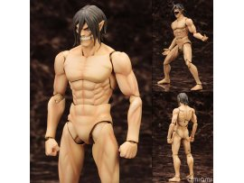預訂 10月 日版    Kotobukiya  進撃の巨人 艾倫 巨人Ver Attack on Titan - Eren Yeager Titan Ver. Plastic Model