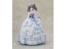 knead 神崎蘭子 婚莎  THE IDOLM@STER Cinderella Girls Ranko Kanzaki Unmei no Machibito ver. 1/7  PVC  Figure