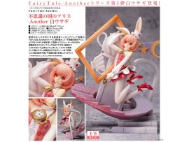 預訂 10月 Myethos  愛麗絲夢遊仙境-Another 白兔 FairyTale-Another - Alice in Wonderland: Another White Rabbit 1/8 PVC  Figure