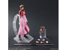 預訂 11月 日版  Square Enix 最終幻想7 Aerith Play Arts Kai Crisis Core Final Fantasy VII Aerith
