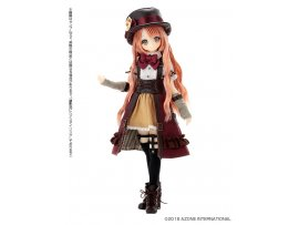 Azone ティア~双子の仕立屋さん Alvastaria Teia - Twins Dressmaker 1/6 Complete Doll