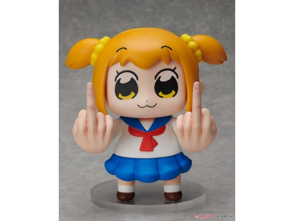 預訂 1月 日版 HOBBY MAX JAPAN Popu子 POP TEAM EPIC Popuko Soft Vinyl Figure (jumbo size