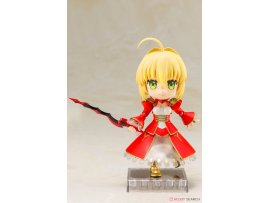 預訂 1月  日版  Kotobukiya  尼祿 Cu-poche Fate/EXTRA Last Encore Saber Posable Figure