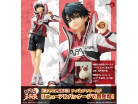 預訂 1月 Kotobukiya  新網球王子 越前 龍馬 ARTFX J The New Prince of Tennis Ryoma Echizen Renewal Package ver. 1/8  PVC Figure