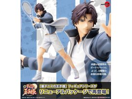 預訂 2月 Kotobukiya  新網球王子 跡部景吾  ARTFX J The New Prince of Tennis Keigo Atobe Renewal Package ver. 1/8   PVC Figure