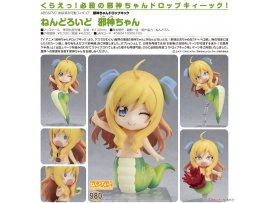 預訂 2月  Good Smile 邪神與廚二病少女  980黏土人 邪神 Nendoroid Dropkick on My Devil! Jashin-chan