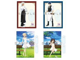 "預訂 10月    Curtain Tamashii  企牌 Fate/stay night -Heaven's Feel-"" Original Illustration Character Goods"
