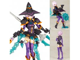Kotobukiya  混亂和漂亮的女巫 Megami Device Chaos & Pretty Witch DARKNESS Plastic Model