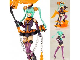 Kotobukiya 混亂&漂亮的神奇女孩 Megami Device Chaos & Pretty Magical Girl DARKNESS Plastic Model