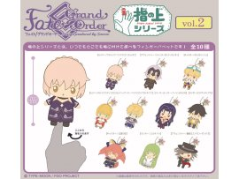 "預訂 12月  PROOF Fate/Grand Order"" 指上公仔  Design produced by Sanrio Finger Puppet Series Vol. 2"