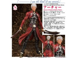 Aquamarine Fate/stay night [Unlimited Blade Works] - 紅A Archer Route: Unlimited Blade Works 1/7 PVC Figure