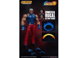 預訂 10月 Storm Collectibles 拳皇98 THE KING OF FIGHTERS '98 ULTIMATE MATCH Action Figure Omega Rugal