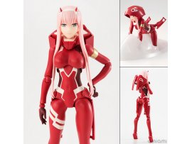 "日版 BANDAI SPIRITS S.H. Figuarts - Zero Two ""DARLING in the FRANXX"