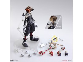 預訂 2月 Square Enix 王國之心 萬聖節 BRING ARTS KINGDOM HEARTS II Sora Halloween Town Ver. Action Figure
