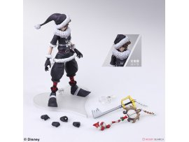 預訂 3月 Square Enix 聖誕   王國之心 BRING ARTS KINGDOM HEARTS II Sora Christmas Town Ver. Action Figure
