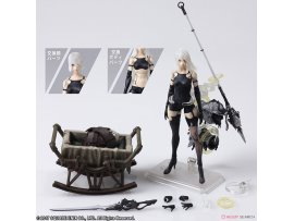 預訂 5月 Square Enix  尼爾人型 A型 二号  BRING ARTS NieR:Automata YoRHa Model A No. 2 Action Figure