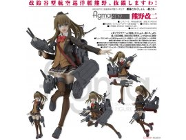 預訂 5月 Max Factory 艦隊 409figma 熊野改二 figma Kantai Collection -Kan Colle- Kumano Kai-ni