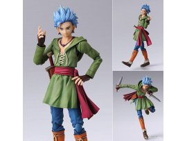 預訂 2月 Square Enix 勇者鬥惡龍XI 埃里克 Dragon Quest XI Sugisarishi Toki wo Motomete Bring Arts Erik Action Figure