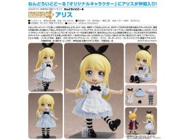 預訂 3月 Good Smile 黏土娃 愛麗絲 Nendoroid Doll Alice