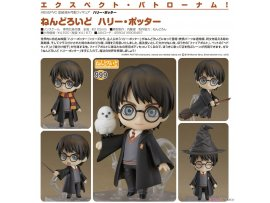 Good Smile  999黏土人 哈利波特Nendoroid Harry Potter