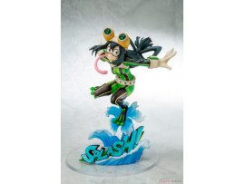預訂 3月 Takara Tomy 我的英雄學院 蛙吹梅雨  My Hero Academia Tsuyu Asui Hero Suit Ver. 1/8    PVC Figure
