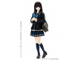 預訂 9月  Azone 私立和遥高等学校 Happiness Clover Private Kazuharu High School ver. / Mahiro Complete Doll