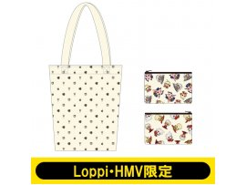 hmv 手提袋包袋  Fate / EXTELLA tote bag with pouch 【Loppi · HMV only】