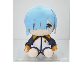 預訂 2月  限定 RE:從零開始的異世界生活 蕾姆 巨大 公仔  Re:Zero Starting Life in Another World: Rem Subaru-kun's Jersey Ver Precious Big Plush by Taito