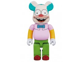Be@arBrick Krusty the clown 阿森一族 400%