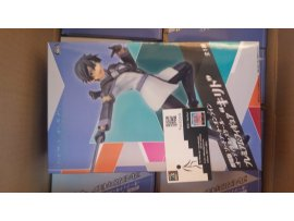 Sword Art Online 刀劍神域 The Movie Ordinal Scale Premium Figure Kirito 桐人
