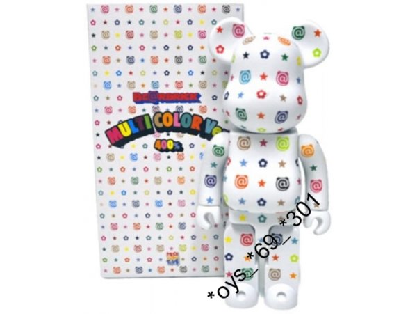 日版 全新 Medicom be@rbrick skytree Multi Color white bearbrick 400%