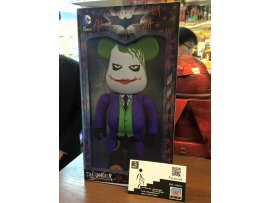 蝙蝠俠 MEDICOM TOY 400% Be@rbrick Joker 小丑