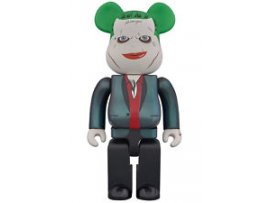 Medicom Toy Bearbrick x DC Comics Suicide Squad The Joker  Be@rbrick 400% 小丑