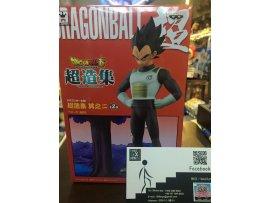 JP]  Dragonball Z 龍珠 超造集 其之二 比達 Vegeta 景品
