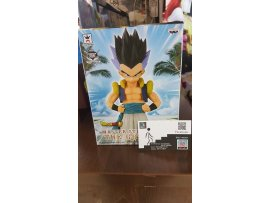 日版 Banpresto Dragonball Z Super 龍珠 超 The GoTenks MSP 悟天格斯 合體 模型
