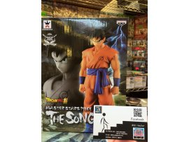 JP Ver BANPRESTO DRAGON BALL SUPER MASTER STARS PIECE THE SON GOKOU 龍珠 MSP 悟空