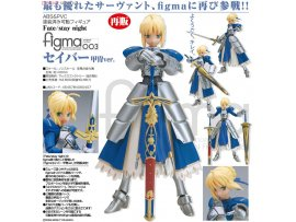Max Factory Figma 003 Fate/Stay Night Saber