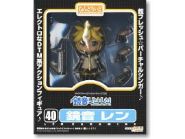 Good Smile Nendoroid 040 Character Vocal Series 02 Kagamine Len 鏡音 蓮