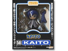 Good Smile Nendoroid 058 Character Vocal Series KAITO