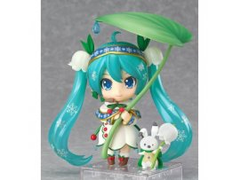 Good Smile Nendoroid 493 Snow Miku 雪初音 Snow Bell Ver