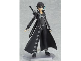 Max Factory figma 174 Sword Art Online 刀劍神域 Kirito 桐人