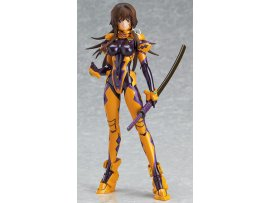 Max Factory figma 170 Muv Luv Alternative Total Eclipse Yui Takamura 篁唯依
