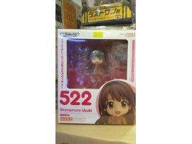 GoodSmile 黏土人Nendoroid No.522 偶像大師 灰姑娘女孩THE IDOLM@STER Cinderella Girls 島村卯月