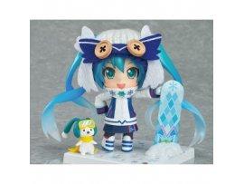 Good Smile Nendoroid 570 Vocaloid Snow Miku 雪初音 Snow Owl Ver