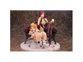 SkyTube Decadence Beauty Marie Mamiya x Hazuki Kuryuu 間宮麻理絵×九龍葉月 1/6 Complete Figure