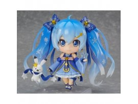 Good Smile Nendoroid 701 Snow Miku 雪初音 Character Vocal Series 01 Hatsune Miku Twinkle Snow Ver