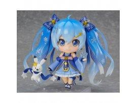 Good Smile Nendoroid 701 Snow Miku 雪初音 Character Vocal Series 01 Hatsune Miku Twinkle Snow Ver