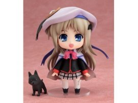 Good Smile Nendoroid 158 Little Busters! Noumi Kudryavka 能美·庫特莉亞芙卡 Winter Uniform Ver