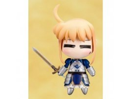 Good Smile Nendoroid 002 Fate/Stay Night 命運之夜  Hetare Saber  LIMITED EDITION